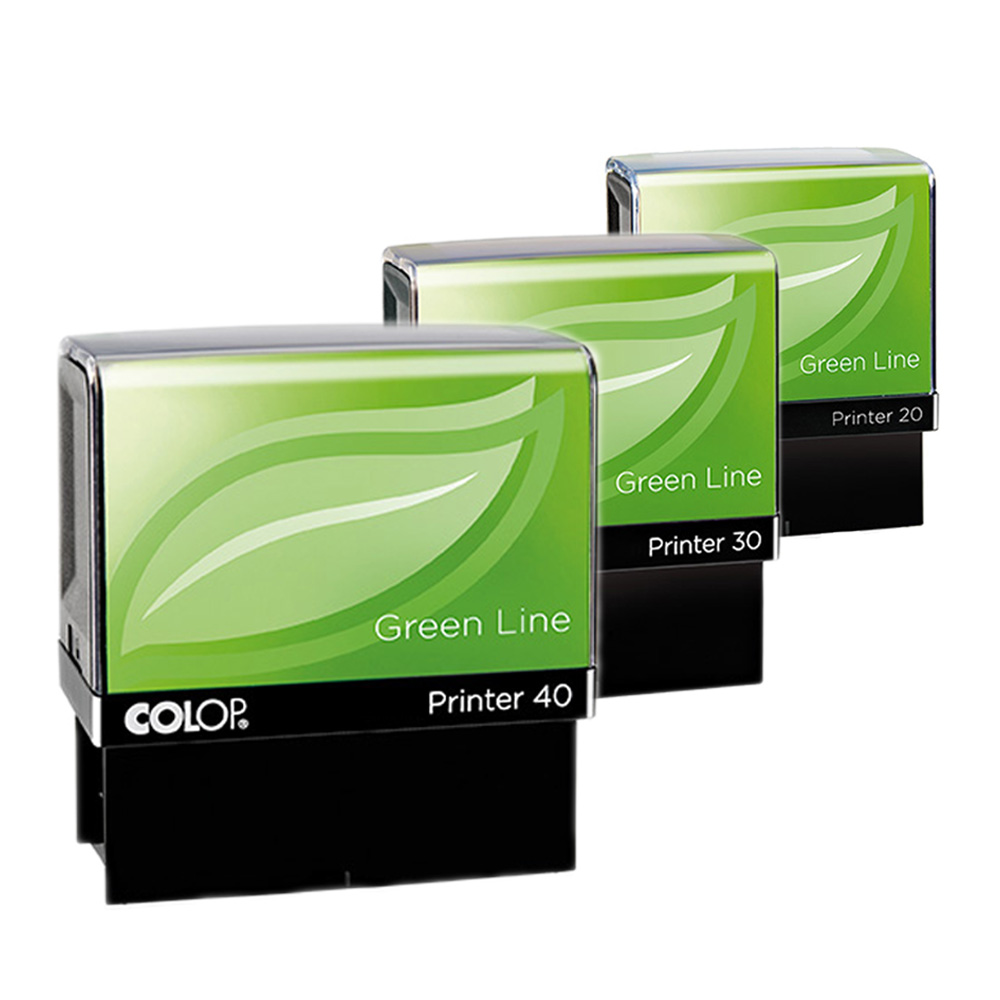 Colop Printer Green