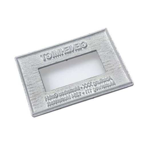 Replacement text plate Trodat date stamp 4750 (incl. ink pad 6/4750)