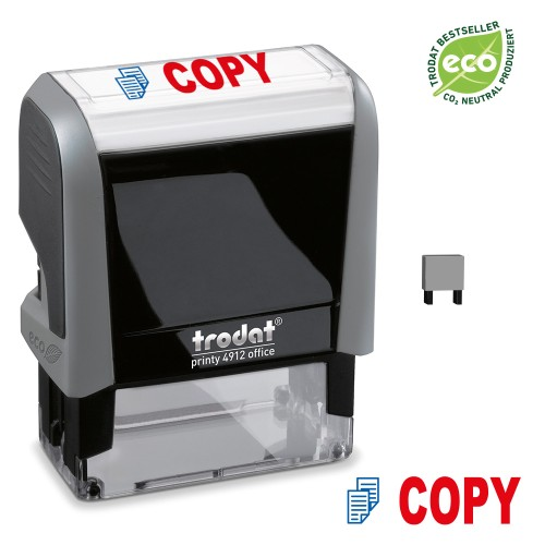 Trodat Office Printy 4912 'COPY'