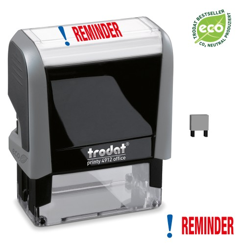 Trodat Office Printy 4912 'REMINDER'